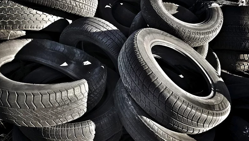 Applied to Waste Tires Recycling
