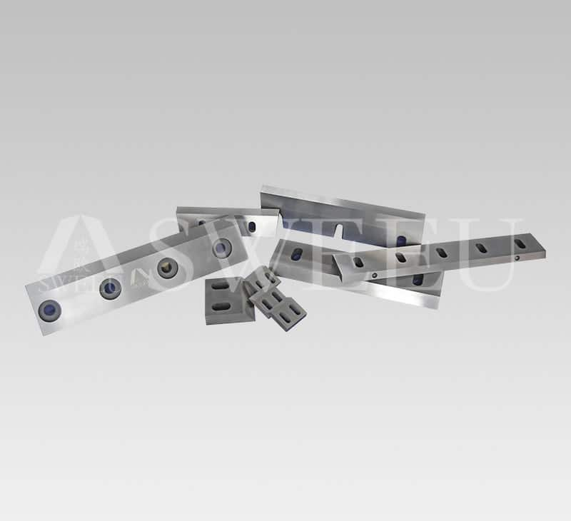 PET Bottles Crusher Blades