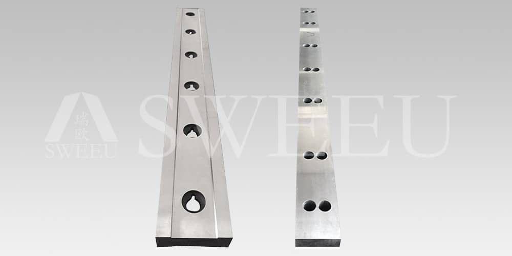 Straight Cutting Blade for Package Printing-ruiou